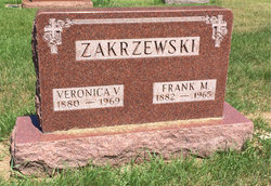 """Francis Michael """"Frank"""" Zakrzewski"""