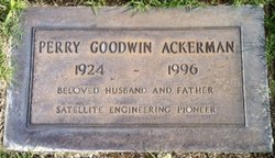 Perry Goodwin Ackerman