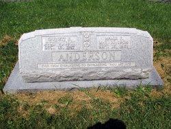 Garnet Edward Anderson