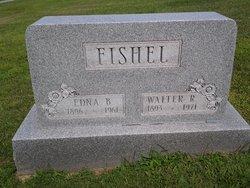 Edna <I>Budesheim</I> Fishel