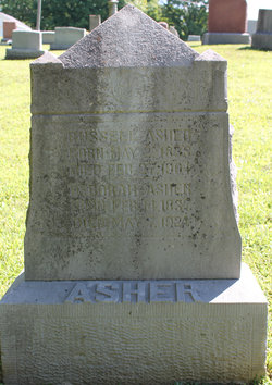 Deborah <I>Davidson</I> Asher