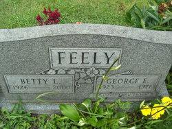 "George Edward ""Ed"" Feely"