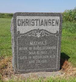 Mathias Christiansen