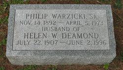 Philip Warzicki Sr.