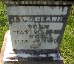 J W Clark