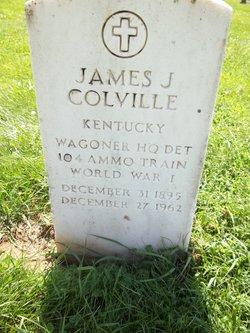 James J Colville