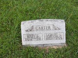 Samuel L Carter