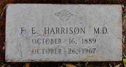 Dr Festus Eugene Harrison