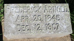 Frederick K. Jacob Arnold