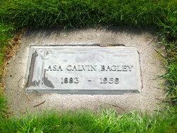 Asa Calvin Bagley