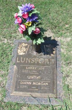 Diann <I>Morgan</I> Lunsford