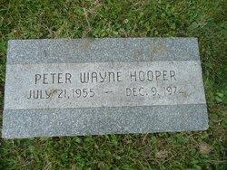 Peter Wayne Hooper
