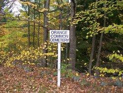 Orange Common Cemetery