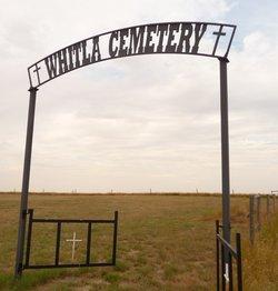 Whitla Cemetery