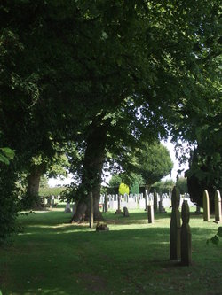 All Hallows Churchyard Extension Cemetery