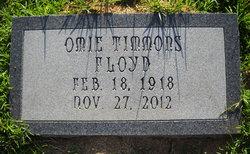 Omie Lenora <I>Timmons</I> Floyd