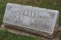 Mary Ellen <I>Sax</I> Petty