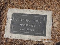 Ethel Mae <I>Carl</I> Stoll