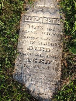 Elizabeth <I>Arrasmith</I> Wilson