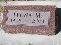 Leona M. Wright