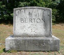 Martha Elizabeth <I>Moore</I> Burton