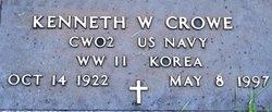Kenneth W. Crowe