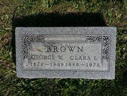 Clara J. Brown