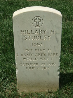 Hillary H Studley