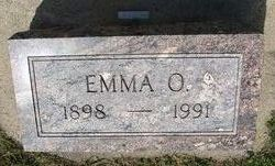 Emma Olvara <I>Madsen</I> Thompson