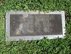 Jessie <I>Bryant</I> Mahan