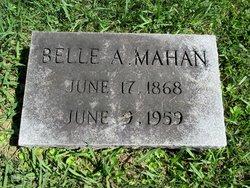"Arabella ""Belle"" <I>Arthur</I> Mahan"
