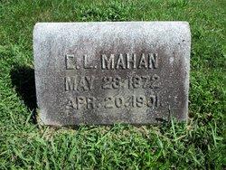 Elisha L. Mahan