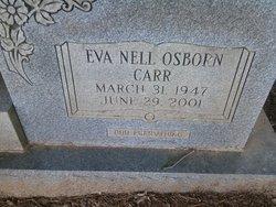 Eva Nell <I>Osborn</I> Carr