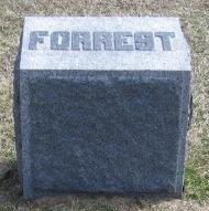Mary Belle <I>Davis</I> Forrest