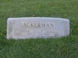 Lottie <I>Bender</I> Ackerman