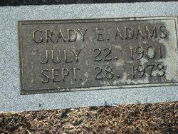 Grady E. Adams