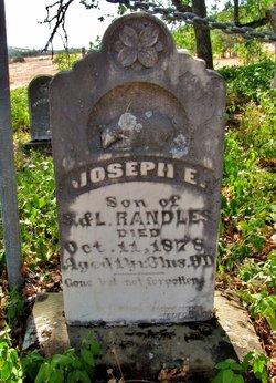 Joseph Edward Randles