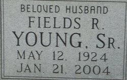 Fields Roscoe Young, Sr