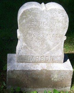 Ethel V. Larson