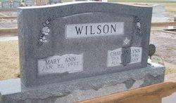 Charles Lynn Wilson