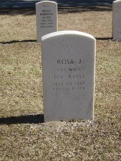 Rosa J Smalls