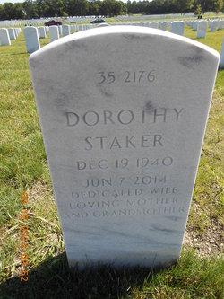 Dorothy <I>Geoghan</I> Staker