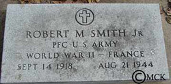 PFC Robert M. Smith Jr.