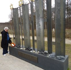 Childrens' Monument Camp Vught