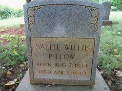 Sallie Willie <I>Tuck</I> Pillow