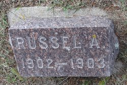 Russell A. (baby) Carton