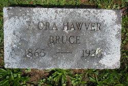 Flora <I>Hawver</I> Bruce