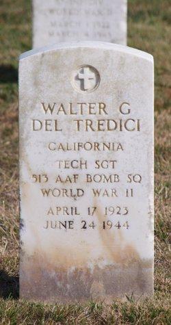 Walter G Del Tredici