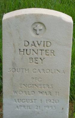 David Hunter Bey