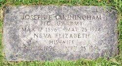 Neva Elizabeth <I>Moor</I> Cunningham